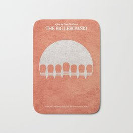 The Big Lebowski Bath Mat