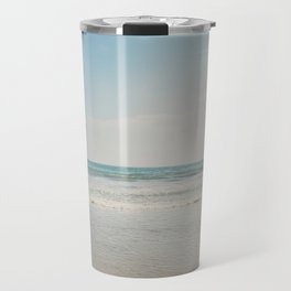 the shoreline ... Travel Mug