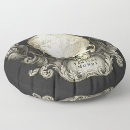 Vanitas Mundi Floor Pillow