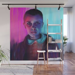 Eleven Wall Mural