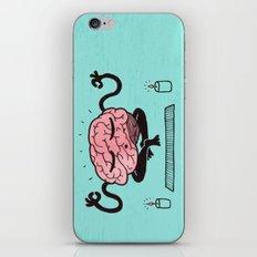 Train Your Brain iPhone & iPod Skin