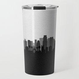 City Skylines: Los Angeles (Alternative) Travel Mug