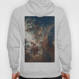 Space Art - Hubble Telescope - Nebula Hoody
