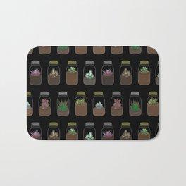 Tiny Terrariums Bath Mat