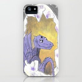 Ripley the dragon hatchling iPhone Case