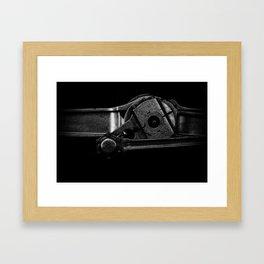 Steam Train Framed Art Print