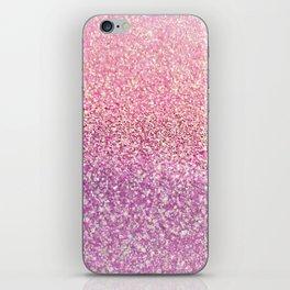 GOLD PINK iPhone Skin