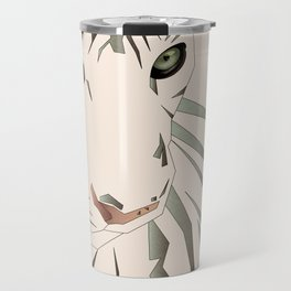 Tiger's Tranquility Travel Mug