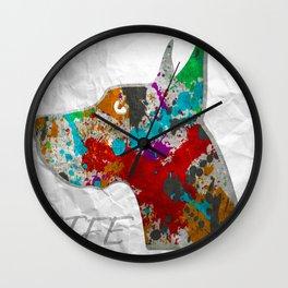 Great Dane Dog - That's Life HUGE PRINTS Wall Clock