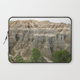 Badlands View From The Rim Road Laptop Sleeve