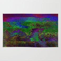 66-84-01 (Earth Night Glitch) Rug