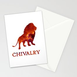 CHIVALRY Stationery Cards