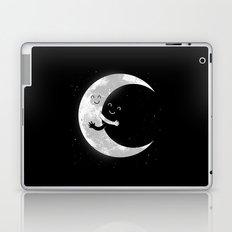 Moon Hug Laptop & iPad Skin