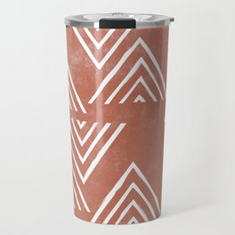 The Mountain Top - Rust Travel Mug