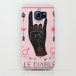 Le Diable or The Devil Tarot iPhone Case