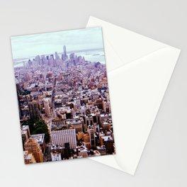 New York City // Retro 16 Stationery Cards