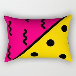 PopArt Pattern Rectangular Pillow
