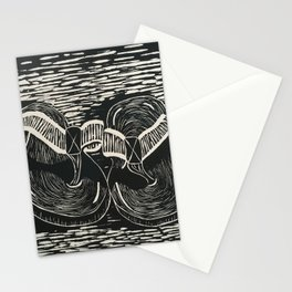 Sole Mates Stationery Cards