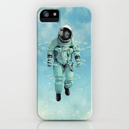 crystallization 3 iPhone Case