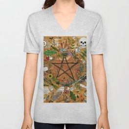 Witch tools Unisex V-Neck