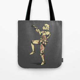 Close To Midnight Tote Bag