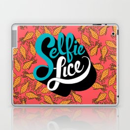 Selfie Lice Laptop & iPad Skin
