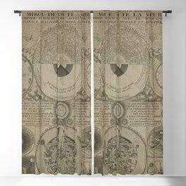 MAGIC Calendar - Occult Kabbalah Blackout Curtain