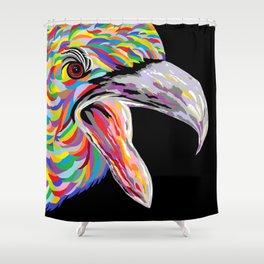 Formidable Eagle Shower Curtain
