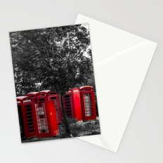The Phonebox Graveyard Stationery Cards
