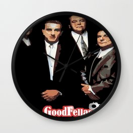 GOODFELLAS Wall Clock