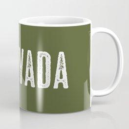 Deer: Nevada Coffee Mug