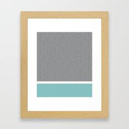 CINCO Framed Art Print