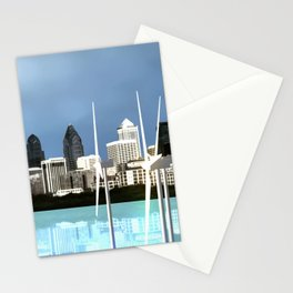 Fly: Go With The Wind Stationery Cards