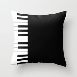 Nodame Cantabile Piano Bag Inspired Pattern Throw Pillow