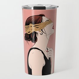 Blind Love Travel Mug
