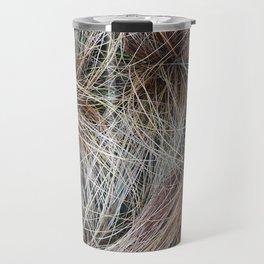 Bushy Grass Travel Mug