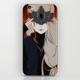 The Firekeeper iPhone Skin