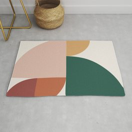 Abstract Geometric 11 Rug
