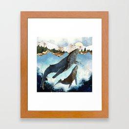 Bond V Framed Art Print