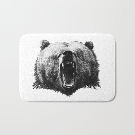 Bear HOBO Bath Mat