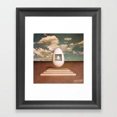 Cosmic Decision III Framed Art Print