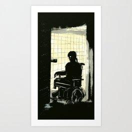 Four is Enough - Illustration Art Print