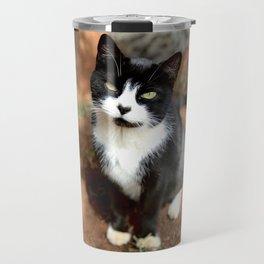 Heart Nose (Lanai Cat Sanctuary) Travel Mug
