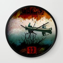 Everybody's Got To Learn Sometime [480] Wall Clock