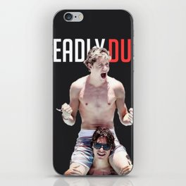 Niall Horan and Harry Styles iPhone Skin