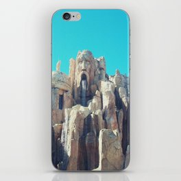 Lost Continent Architecture 1 iPhone Skin