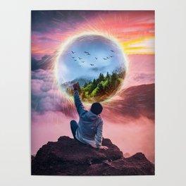 Portal Effect by GEN Z Poster