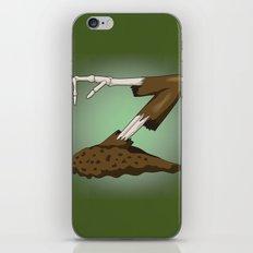 Alphabet Z iPhone & iPod Skin