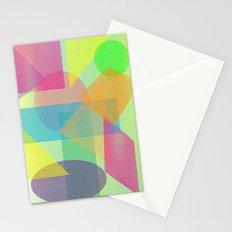 Geo 1 Stationery Cards