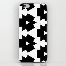 Meijer Black & White iPhone & iPod Skin